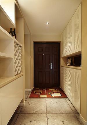 大户型现代美式风格选玄关墙柜装修效果图鉴赏