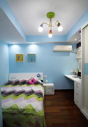 8平米现代简约风格儿童房设计装修效果图