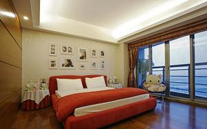 中西风格时尚混搭四室一厅装修效果图鉴赏