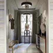 大户型现代风格精致玄关吊顶设计效果图赏析
