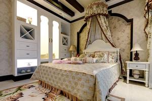 巴洛克风格别墅室内整体设计装修效果图实例
