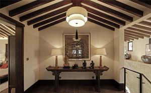 现代中式风格大户型室内设计装修效果图赏析
