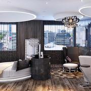 现代简约风格创意客厅装修效果图鉴赏