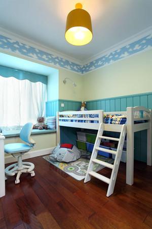精美的舒适大户型儿童房装修效果图