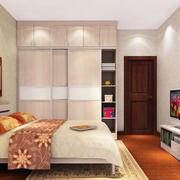 简欧风格小户型8平方卧室装修效果图鉴赏