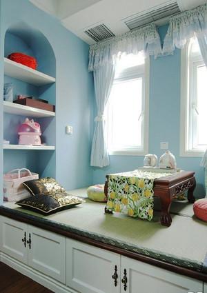 简欧风格小户型卧室榻榻米设计效果图鉴赏