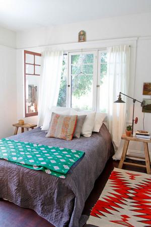 都市清新风格小户型卧室设计效果图赏析