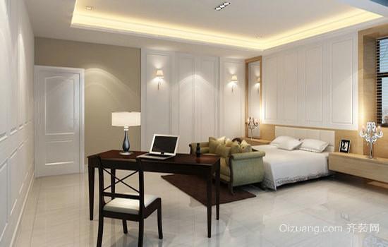 10平米现代简约风格卧室装修效果图鉴赏
