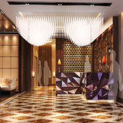 150平米现代风格酒店装修效果图赏析