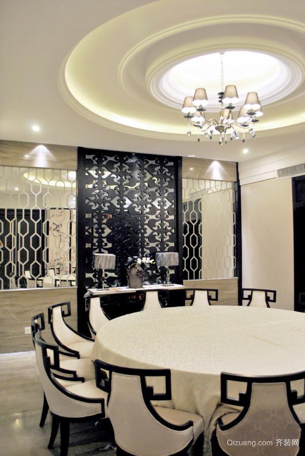 320平米现代风格酒店隔断设计效果图赏析