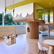 260平米现代风格幼儿园装修效果图鉴赏