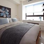 9平米现代风格卧室装修效果图赏析