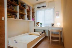 8平米北欧风格儿童房装修效果图鉴赏