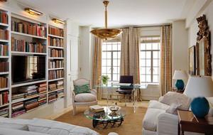 北欧风格三居室室内装修效果图赏析