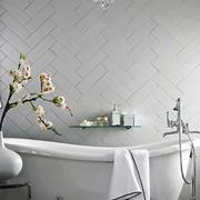 欧式奢华风格大户型卫生间装修效果图赏析