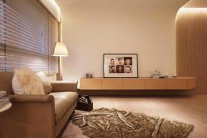 日式风格公寓室内装修效果图赏析