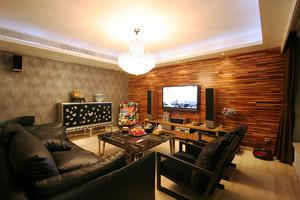 现代风格四居室室内装修效果图鉴赏
