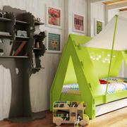 现代简约风格三居室儿童房装修效果图赏析