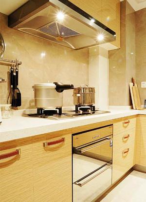 现代简约风格小户型厨房装修效果图鉴赏