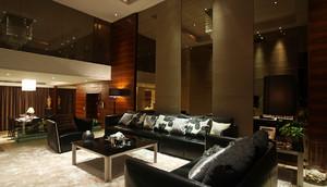 现代风格奢华别墅室内装修效果图鉴赏