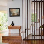 空间其他中式楼梯复式装修