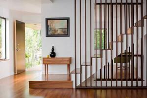 中式风格复式楼楼梯设计效果图赏析