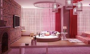 30平米现代风格宾馆装修效果图