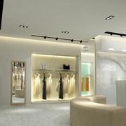 240平米现代风格服装店装修效果图赏析