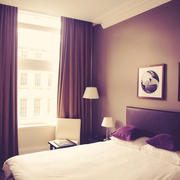 8平米后现代风格卧室装修效果图赏析