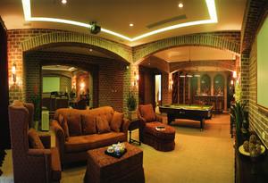 560平米欧式风格别墅室内装修效果图赏析