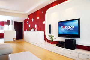 120平米现代简约风格室内装修效果图赏析
