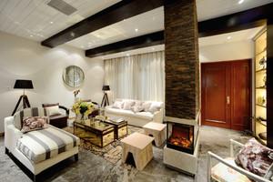 现代简约风格别墅室内设计装修效果图赏析