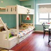 儿童房现代局部三居室装修