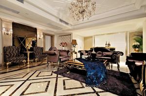 新古典主义风格大户型室内装修效果图鉴赏