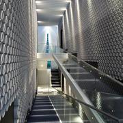 800平米现代风格写字楼设计效果图