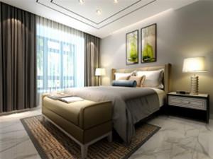 6平米后现代风格小卧室装修效果图赏析