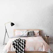 北欧风格一居室女生卧室装修效果图赏析