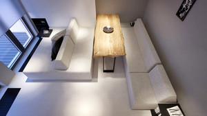 后现代风格男生公寓室内装修效果图赏析