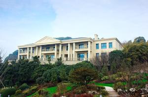 现代中式风格别墅装修效果图鉴赏