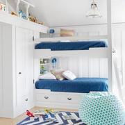 2016大户型地中海风格儿童房装修效果图实例