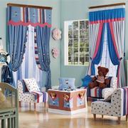 精美大户型地中海风格儿童房装修效果图