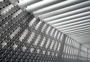 800平米现代风格写字楼墙体设计效果图赏析