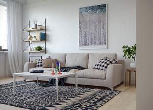 北欧风格一居室室内装修效果图鉴赏