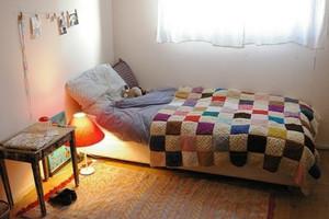 北欧风格两居室卧室装修效果图鉴赏