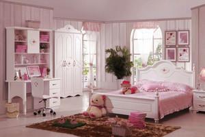 简欧风格三居室儿童房装修设计效果图