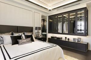 欧式风格精致三居室室内装修效果图赏析