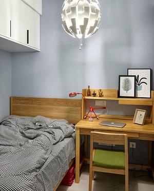 日式简约风格二居室室内装修效果图鉴赏