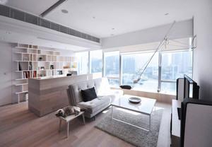 110平米现代loft风格室内装修效果图赏析