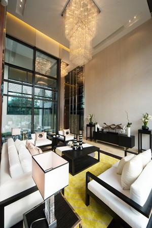 中式风格别墅室内装修效果图赏析