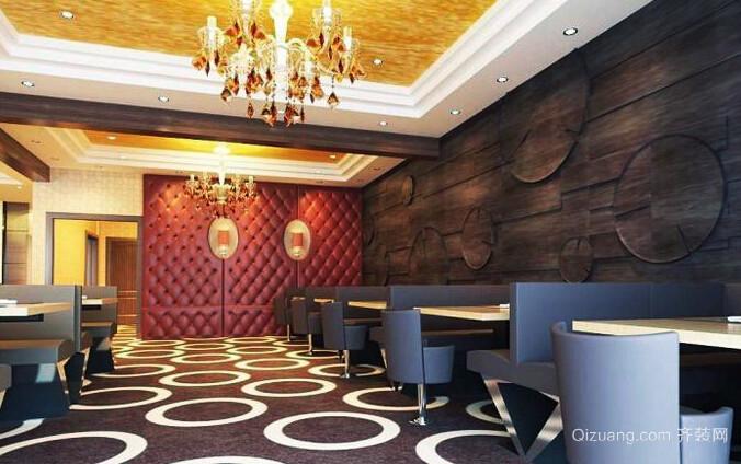 180平米现代风格餐厅装修效果图鉴赏